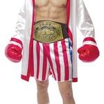 Rocky with Belt