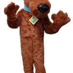 Scooby Doo Mascot