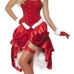 Santa Burlesque