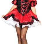 Red Riding Hood Sequinned