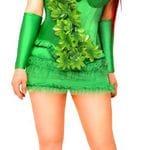 Poison Ivy Corset