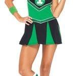Cheerleader Green