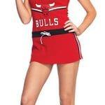 Cheerleader Red