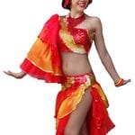 Showgirl Red