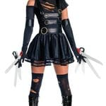 Edward Scissorhands Sexy