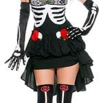 Day of the Dead Hottie