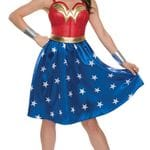 Wonder Woman Ladies