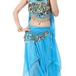 Belly Dancer Cutie Blue