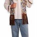 Hippie Vest Top & Headband  -  $56