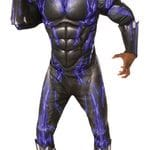 Black Panther Battle Suit