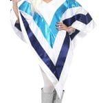 Abba Poncho Dress