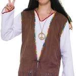 Hippie Vest  -  $38