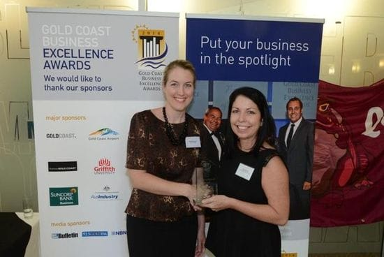Inspiration At Home spices up business awards