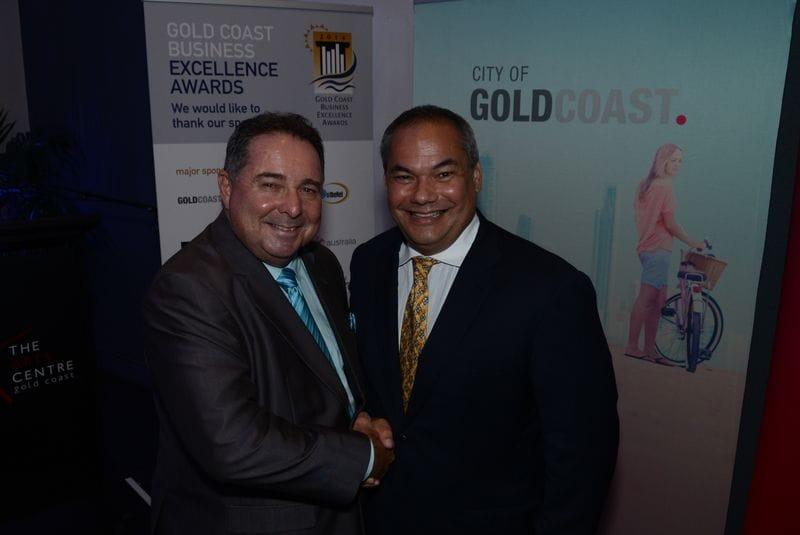 Business heavyweights mark awards launch