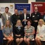 September 2014 Awards Presentation sponsored by Griffith University