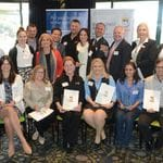 2015 July Awards Presentation sponsored by Suncorp Bank