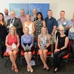 October 2018 Awards Presentation hosted by Optus Business Centre Gold Coast