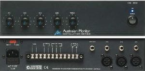IC and AMIS Series Mixer Amplifiers