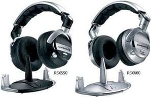 Consumer Headphones RSX Series