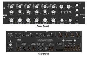 Rane DJ Mixers MP 2016A Rotary Club Mixer