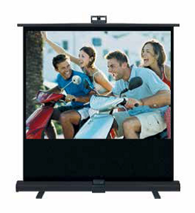 Pull Up Portable Screen