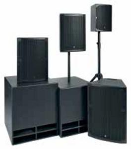 Turbosound TCX Compact series