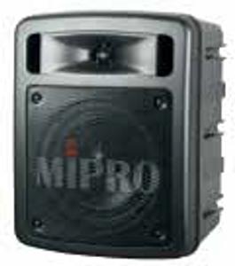 Mipro Portable PA Comparison Chart-2