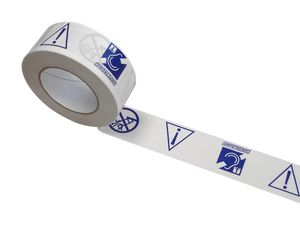 Ampetronic PWT Printed Warning Tape