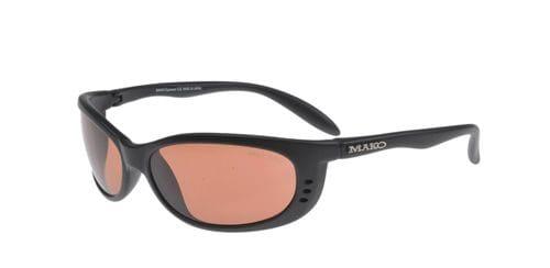 Mako Sleek - Black/Glass Photochromic Copper