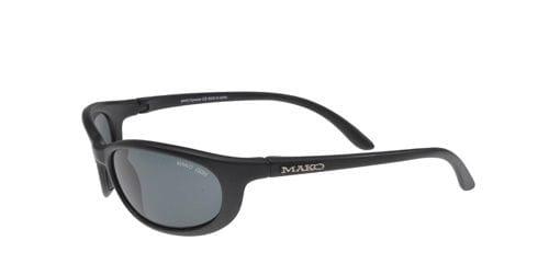Mako Jet - Matte Black/Glass Grey