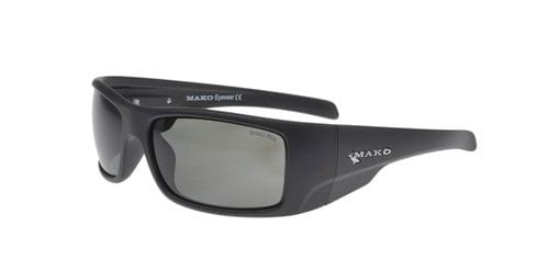 Mako Invincible - Matte Black/PC Grey