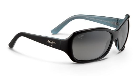 Maui Jim Pearl City - Black/Blue Grey