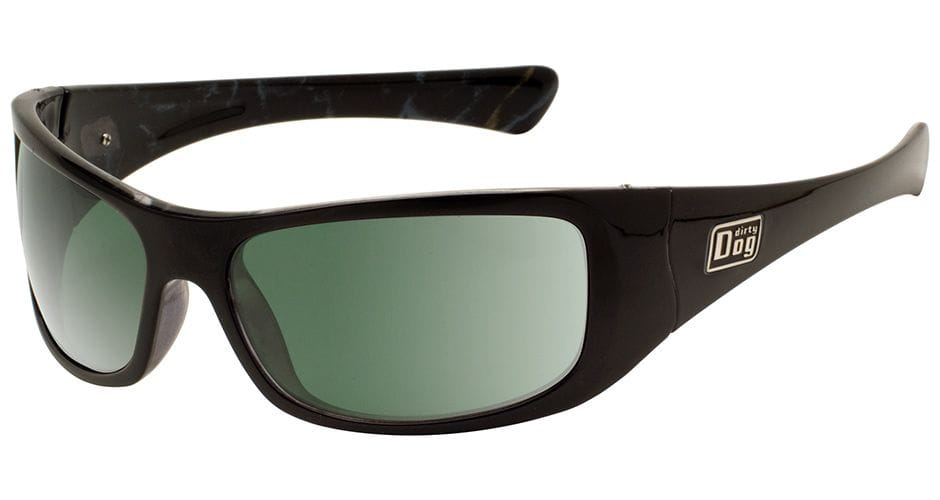 Dirty Dog Gusto - Black/Green Polar