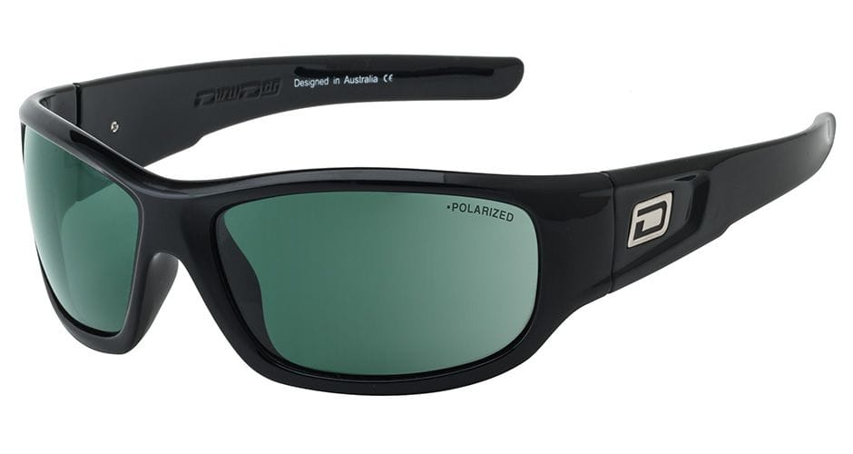 Dirty Dog Sythe - Black/Green Polar