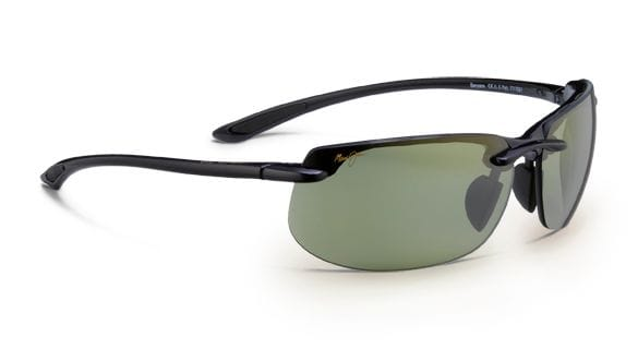 Maui Jim Banyans - Gloss Black High Transmission