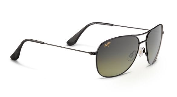 Maui Jim Cliff House - Black High Transmission