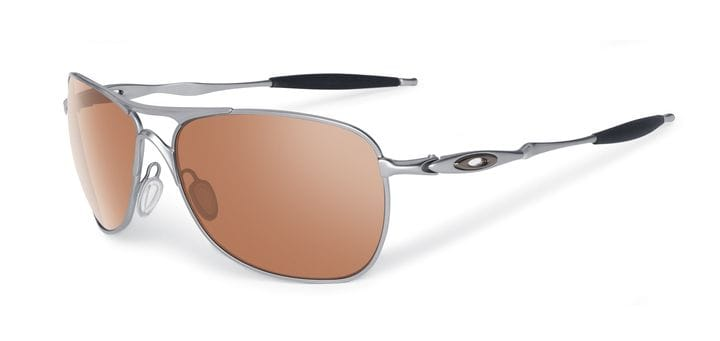 Oakley Crosshair - Chrome/VR28 Black Iridium