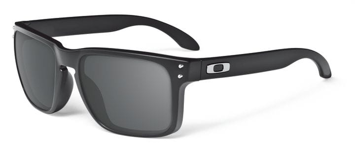 Oakley Holbrook - Matte Black/Warm Grey