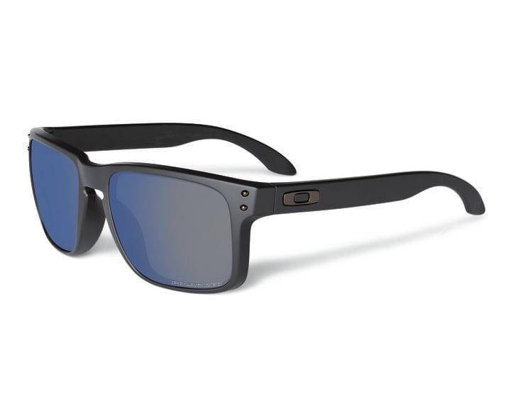 Oakley Holbrook - Black/Ice Iridium Polar