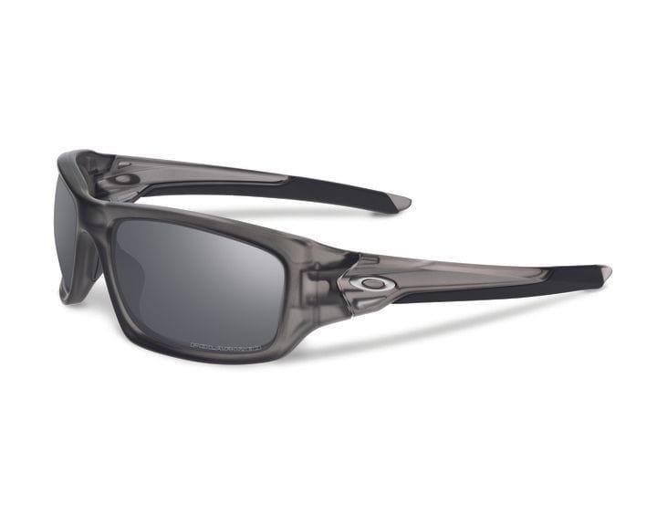 Oakley Valve - Matte Grey Smoke/Black Iridium Polar