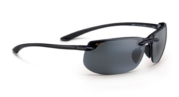 Maui Jim Banyans - Gloss Black/Grey