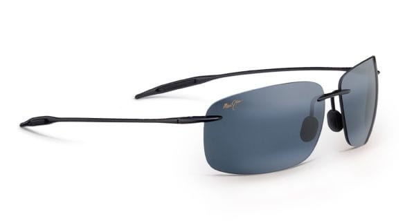 Maui Jim Breakwall - Gloss Black/Grey