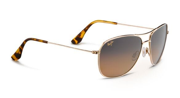 Maui Jim Cliff House - Gold/HCL Bronze