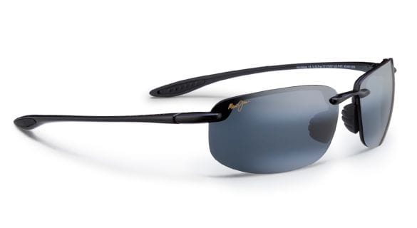 Maui Jim Ho'okipa - Gloss Black/Grey