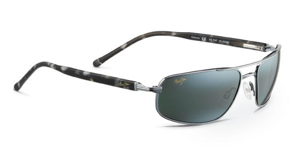 Maui Jim Kahuna - Gunmetal/Neutral Grey