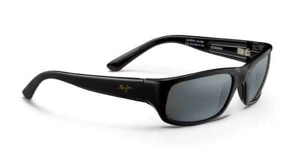 Maui Jim Stingray - Gloss Black/Grey