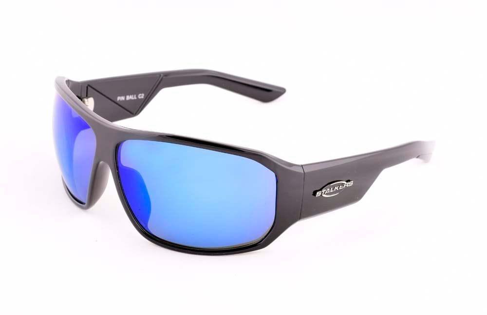 Stalkers Pin Ball - Black / Blue Revo