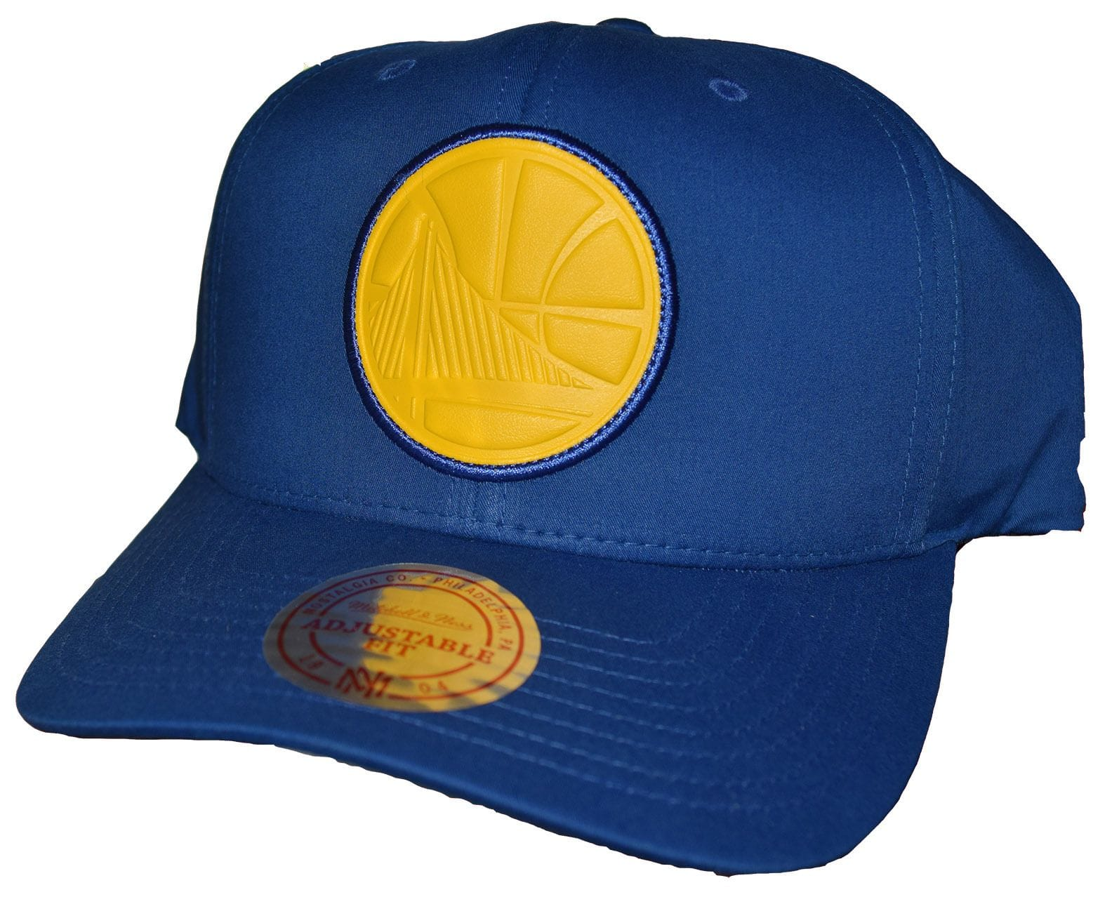 Mitchell & Ness FLEXFIT Snapback GS Warriors | Tuggl