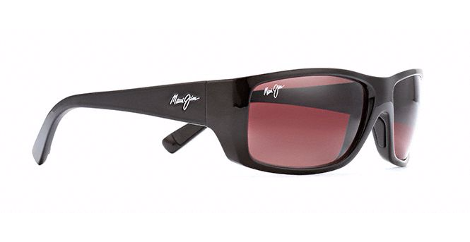 Maui Jim Wassup - Gloss Black/Maui Rose