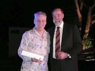 Vin Feeney wins inaugural CaSPA National Leadership Excellence Award